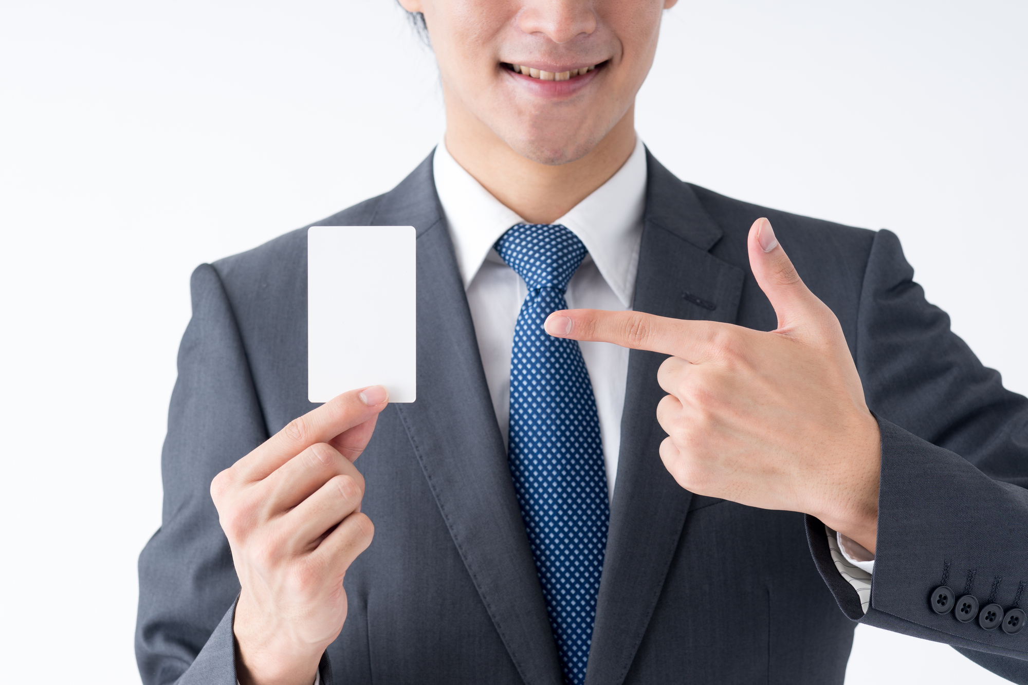 一体型ETCカード