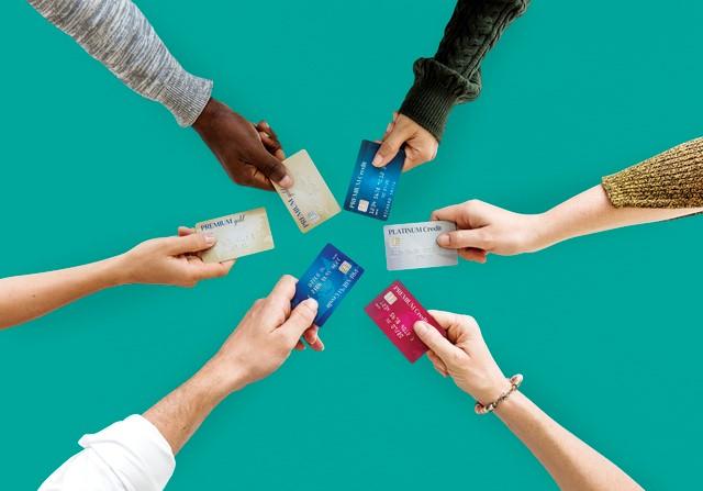 クレジットカードのブランドについて