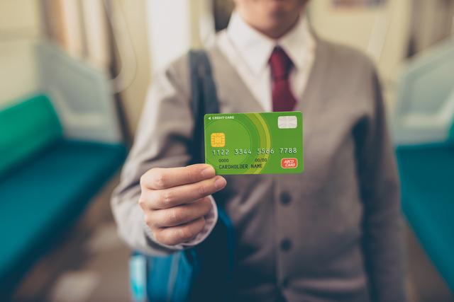 クレジットカード 学生 作り方