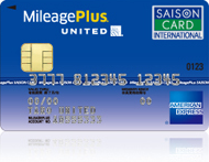 Mileage Plusセゾンカード
