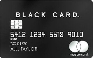 BLACK CARD(ラグジュアリーカード)