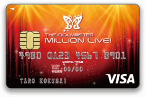 MILLION LIVE! デザイン
