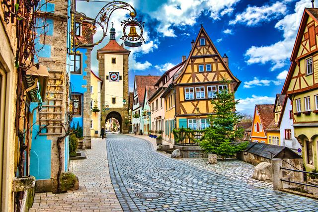 ドイツ旅行のために知っておきたい!クレジットカードの需要と使用方法